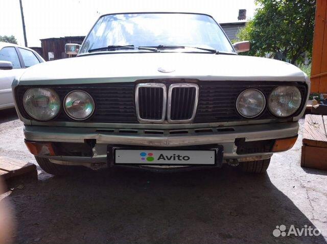 BMW 5 серия, 1988  купить 3