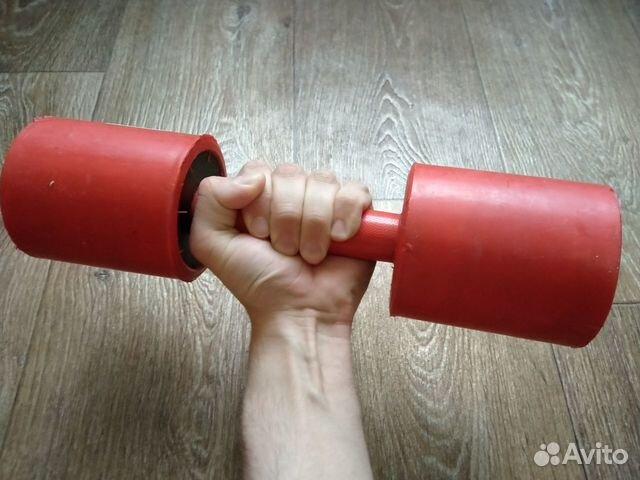 Гантеля 8 кг Фабрика спортивных изделей гп 219 (не купить 3