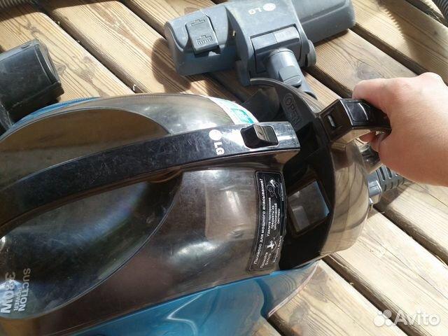 Пылесос бытовой 89657262011 купить 4