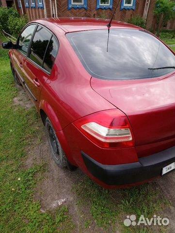 Renault Megane, 2006 купить 3