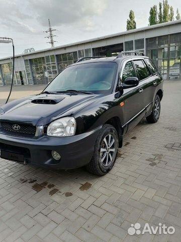 Hyundai Santa Fe, 2001  89065967516 купить 1