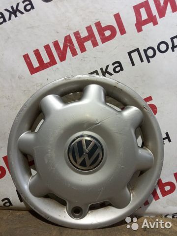 Колпак R14 Volkswagen  89115014247 купить 1