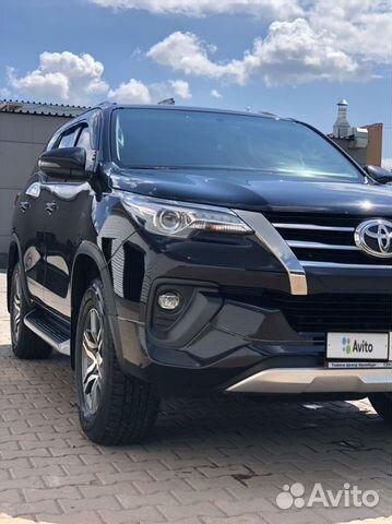 Toyota Fortuner, 2018  89584890216 купить 7