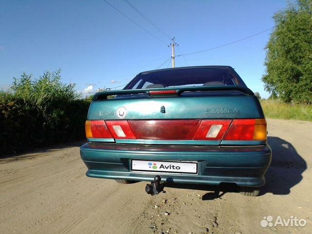 ВАЗ 2115 Samara, 2001  купить 2