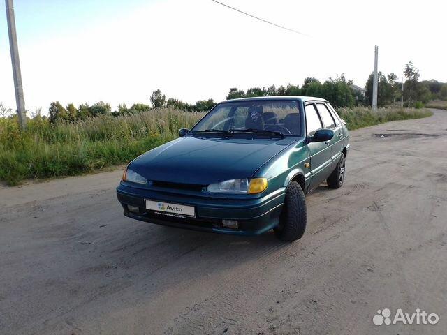 ВАЗ 2115 Samara, 2001  купить 10