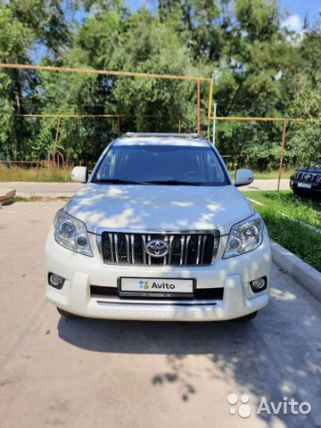 Toyota Land Cruiser Prado, 2012  89034175732 купить 9