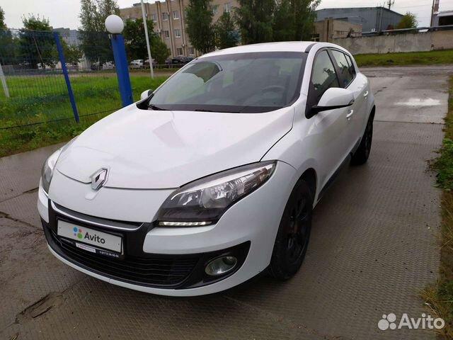 Renault Megane, 2012  89115490305 купить 3