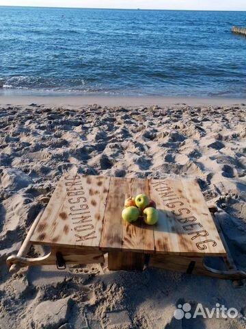Столик трансформер для пикника ручной работы  89062199800 купить 4