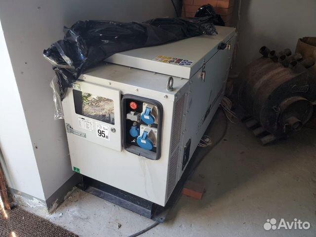 Генератор дизельный Genmac Bulldog RG20LSM (15.2 к  89215749212 купить 1