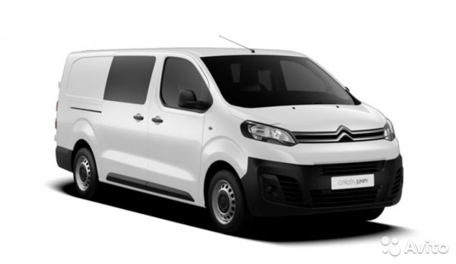 Citroen Jumpy, 2020