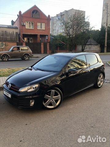 Volkswagen Golf GTI, 2009  89630923343 купить 1