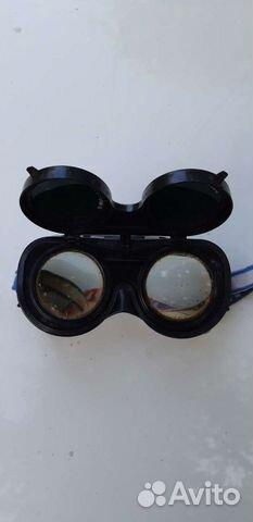 Очки сварщика-резчика. Торг  89176402656 купить 2