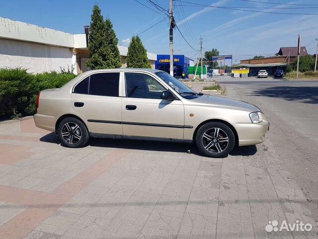 Hyundai Accent, 2005  89584765464 купить 3