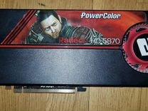 Power Color ATI Radeon HD 5870 — Товары для компьютера в Москве