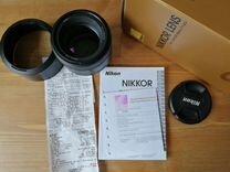Продам nikkor 85mm f/1.8G