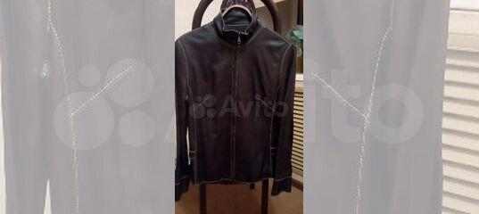 Подам кожаную куртку в хорошем состоянии купить в Костромской области на  Avito — Объявления на сайте Авито 6761c3180e5