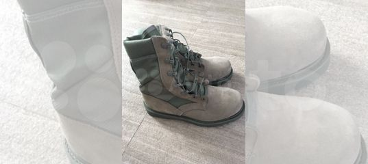 e028d8478 Армейские ботинки McRae 5184 HW sage green купить в Москве на Avito —  Объявления на сайте Авито