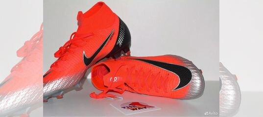88dd33d1 Футбольные бутсы Nike Mercurial Superfly 6 Elite C купить в Москве на Avito  — Объявления на сайте Авито