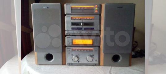 Музыкальный центр sony MNC-NX1 класс1