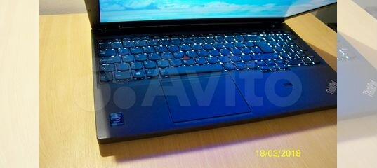 Ноутбук lenovo T540p i7 15.6 fullhd игровой