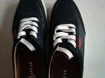Ботинки мужские. Натуральная кожа.Новые