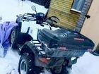 Квадроцикл ATV250