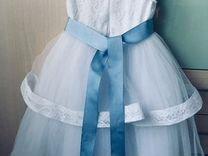 Платье нарядное 92-98