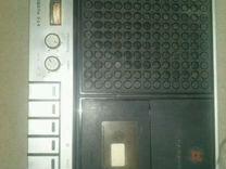 Кассетный магнитофон Электроника