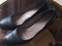 Туфли кожаные alba