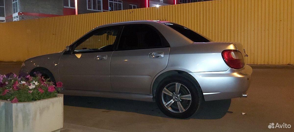 Subaru Impreza, 2007  89892102371 купить 3