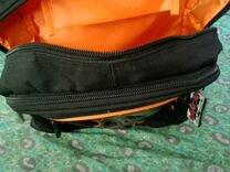 Портфель чёрный