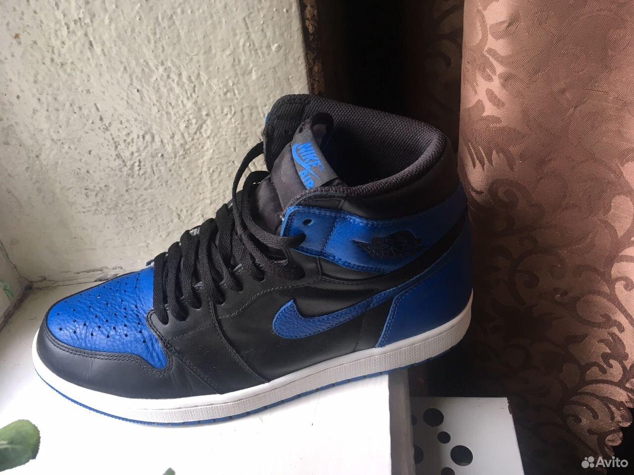 Nike air Jordan 1 Royal blue 2017
