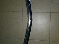 Накладка решетки радиатора nissan almera classic