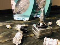 Лампа d1s d2s Philips Ксенона Osram d3s d4s bi D2R