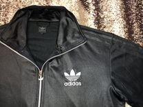 Олимпийка Adidas с лампасами — Одежда, обувь, аксессуары в Астрахани