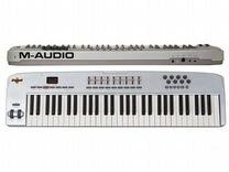 Миди клавиатура M-Audio Oxygen 61 v2 USB