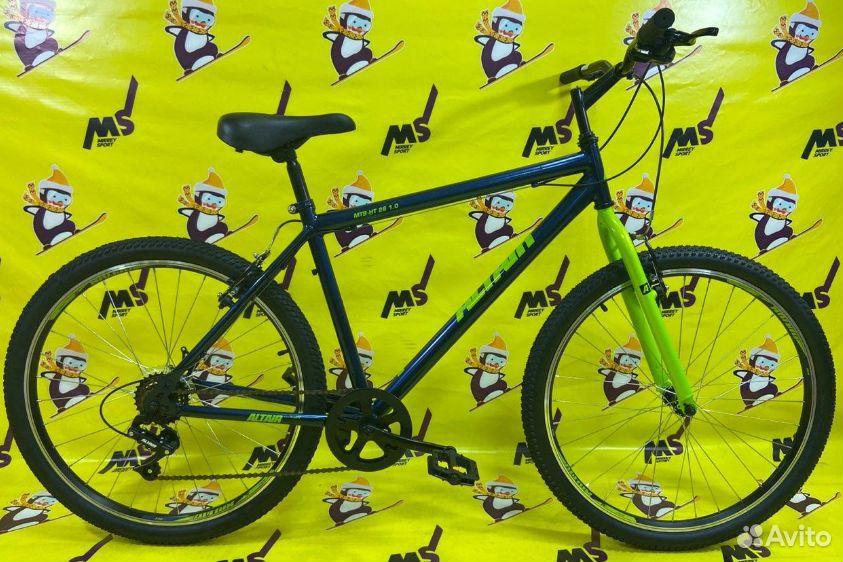 Велосипед Altair MTB ht 26 1.0  89233159000 купить 1