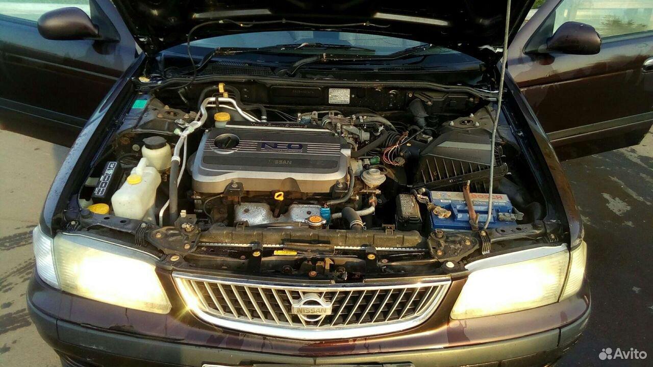 Nissan Sunny, 1999  89090541865 купить 2