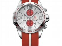 Российские серебряные наручные часы Qwill 8203.01