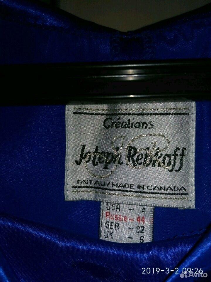 Платье женское, размер 44  89051365952 купить 3