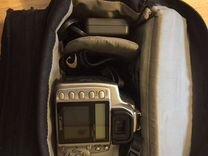 Canon 350D (без объектива) + сумка