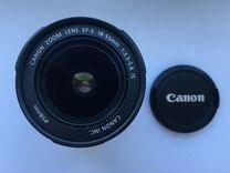 Canon EF-S 18-55m