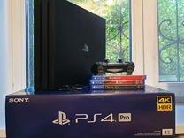 Playstation 4 PRO Gamma chassis CUH-7208B Гарантия