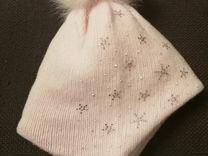 Шапка зимняя шерстяная Totti для девочки р-р 48-50
