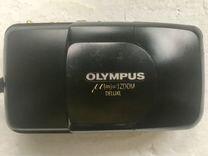 Olympus (mju:) zoom Deluxe Пленочный компакт