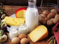 Козье молоко от нубийских коз