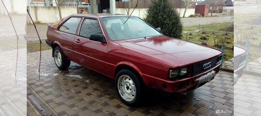 Audi Coupe, 1982 купить в Кропоткине   Автомобили   Авито