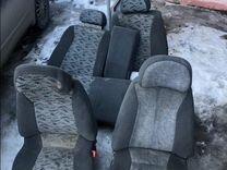 Кресла в круг для ваз 2110 2111 2112