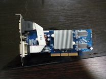 Видеокарта AGP. MX440, FX5200