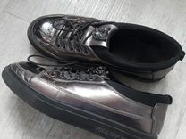 Мокасины под Philipp Plein — Одежда, обувь, аксессуары в Новосибирске